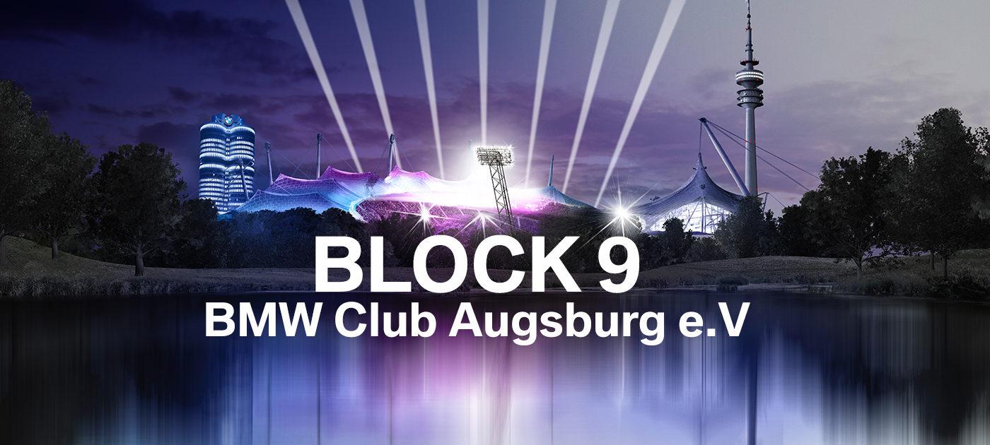 BMW Club Augsburg e.V. beim BMW Festival in Block 9