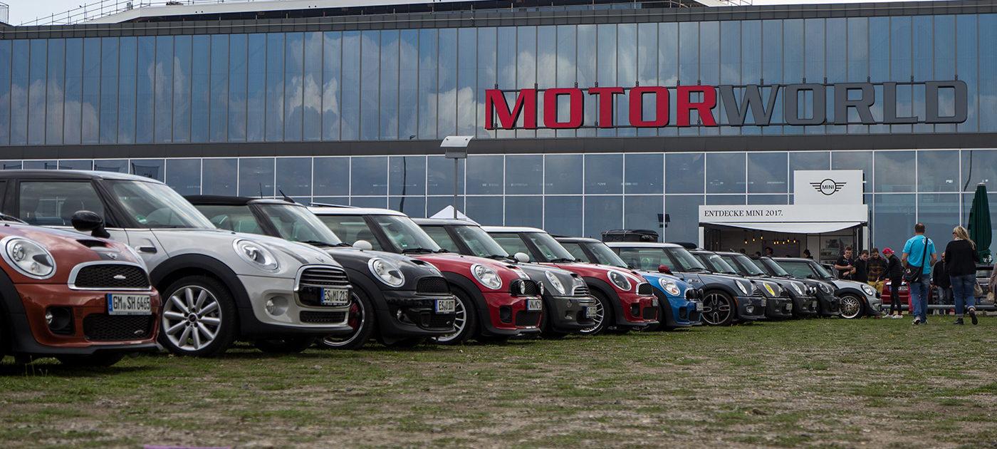 MINI meets Motorworld 2017