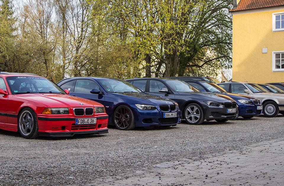 BMW Club Augsburg Jahreshauptversammlung 2018