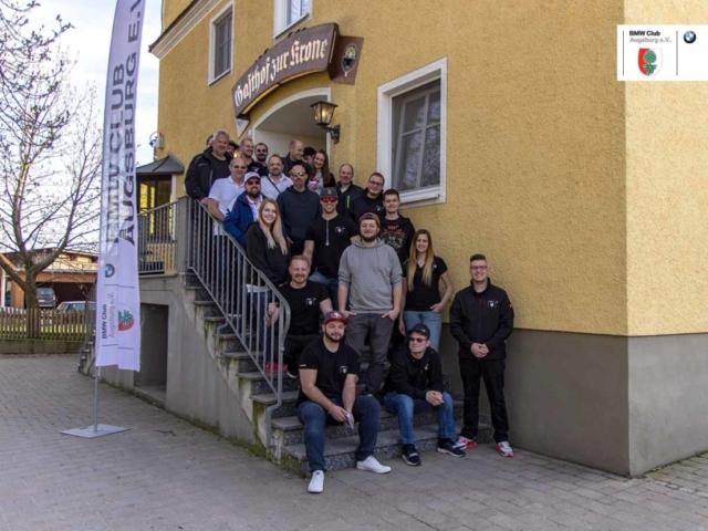 Jahreshauptversammlung 2019 | BMW Club Augsburg e.V.
